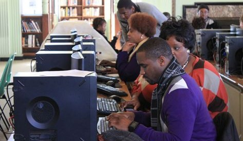 KEYSPOT bridges digital divide