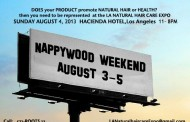 Nappywood Weekend LA: 'Natural Hair Care Expo Seeks to Empower Community'
