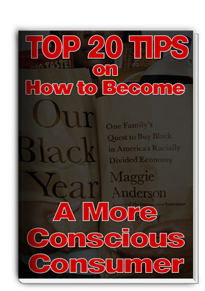 20 Tips to Become a More Conscious Consumer