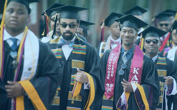 Black billionaire Robert Smith pays off student loans Morehouse graduates 2019