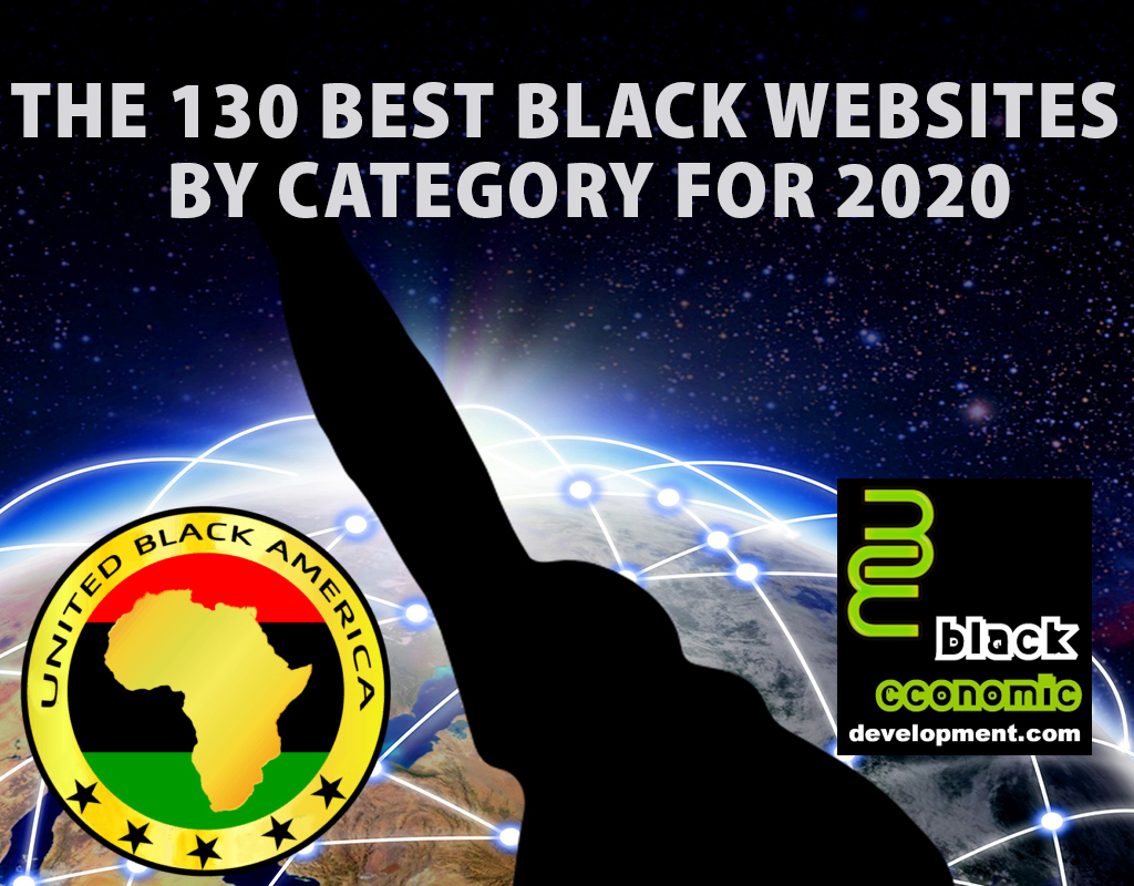 The 130 Best Black Websites by Category for 2020